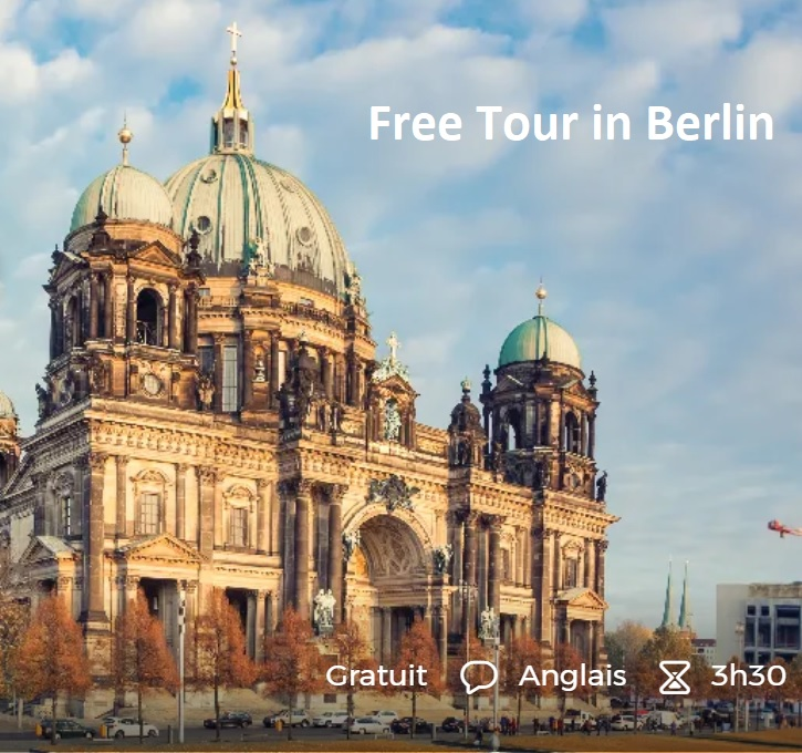 Free Tour in Berlin