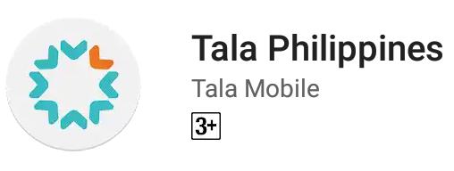 Tala loan app Philippines