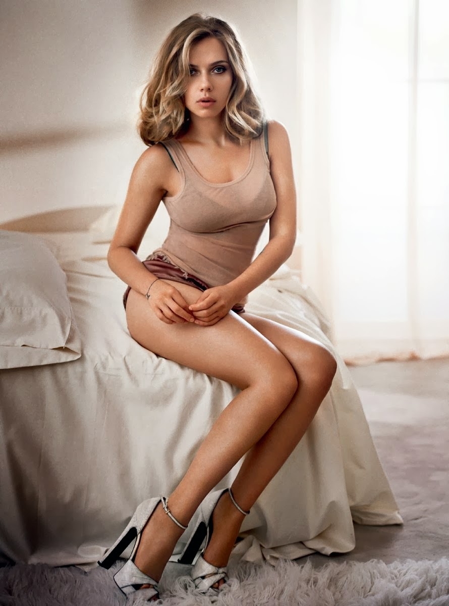 scarlett johansson model - photo #16