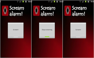Scream alarm app Top Best womens safety apps - Top 5 safety apps for girls