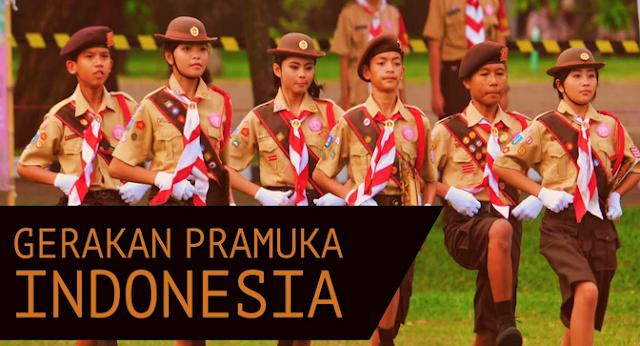 Sejarah Perjalan Gerakan Pramuka di Indonesia