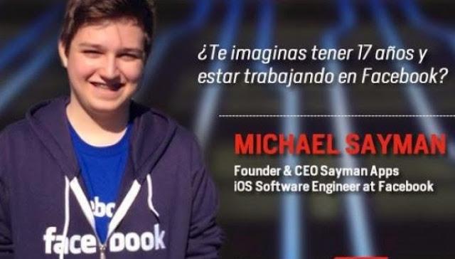 Michael Sayman, Juego 4 Snaps, Facebook