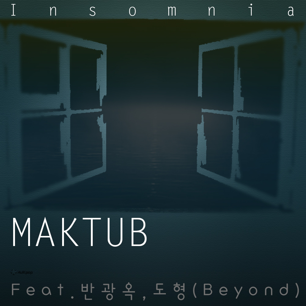 [Single] Maktub – Insomnia
