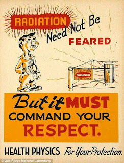 radiation need not be feared