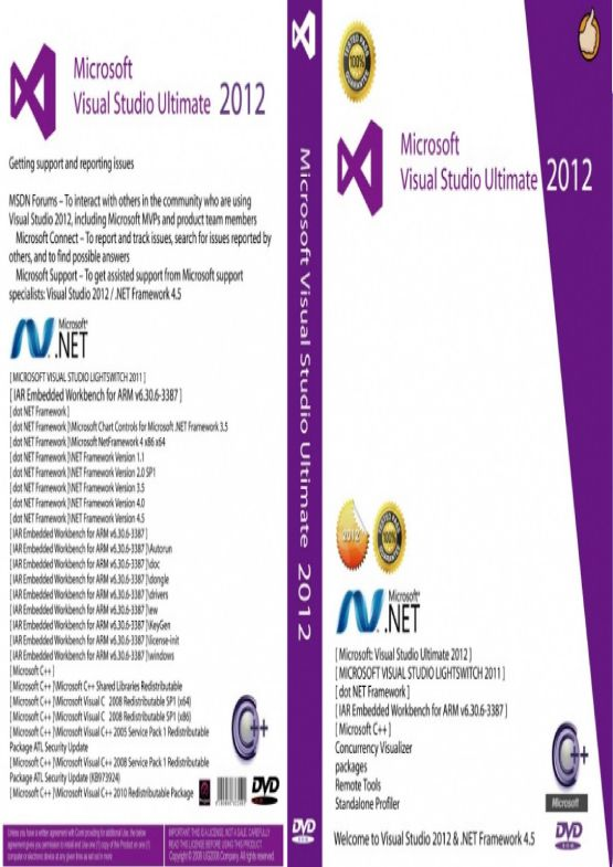 Download Visual Studio 2012 for PC free full version