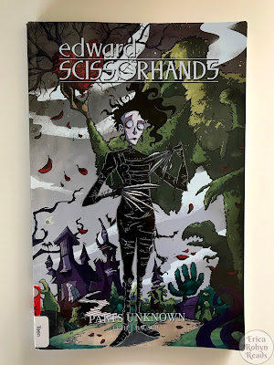 Edward Scissorhands Volume 1: Parts Unknown book cover