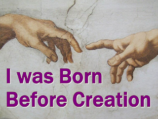 1 I was born before creation, When the world was yet to be. From the dawn of time uncounted I have sung God's melody. Chorus: I am Wisdom, his companion, Ever at his side to be; I delight in his creating, Never ending, ever free. 2 Every sea and every river, I have seen them come to birth; For the hills and for the mountains Seen Him raise the virgin earth. 3 There were stars hung in the heavens, And the clouds were in his plan; But the time I'll ever cherish, Was the day He formed a man. 4 Never has He ceased creating And I'm with Him to this day; So I'm glad to see his image In the people of today.