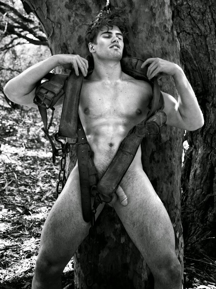 Paul freeman outback nudes