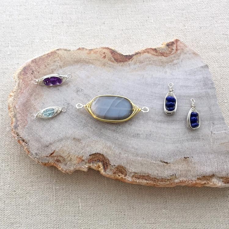 Lisa Yang\'s Jewelry Blog: How to Do Herringbone Wire Weave with ...