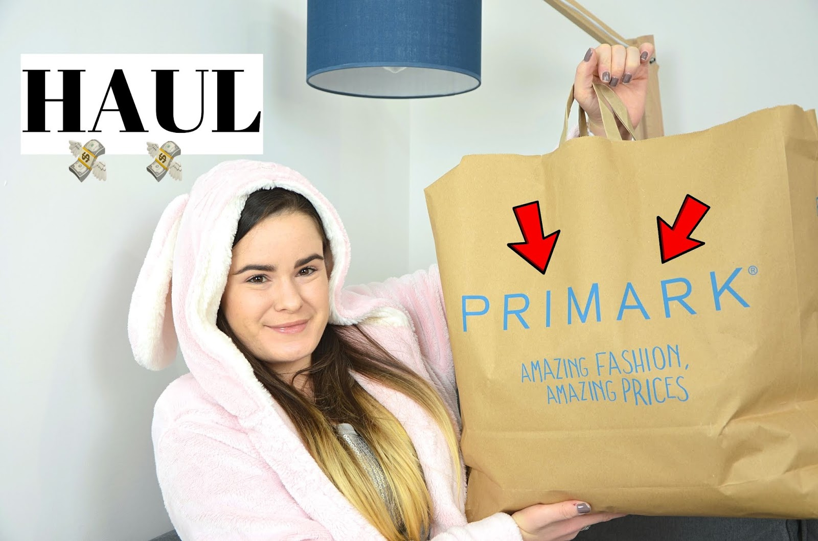 Haul primark toulouse mars 2019