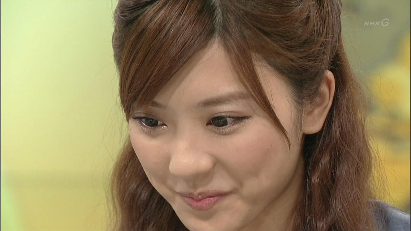 山岸舞彩キャプチャー画像庫: 8月 2012