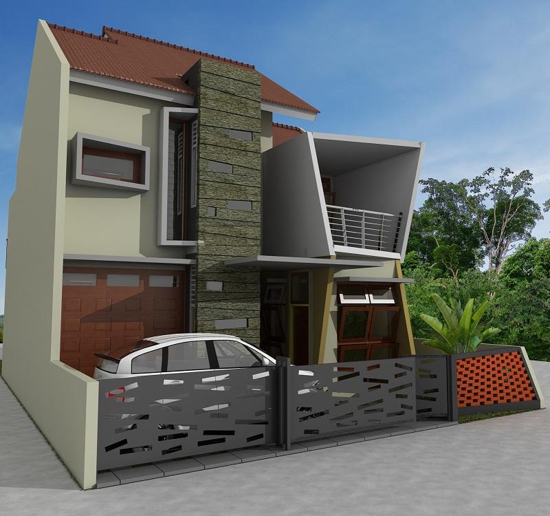 Desain Rumah Minimalis Luas 150m2  sketsarumah com rumah minimalis gambar rumah desain