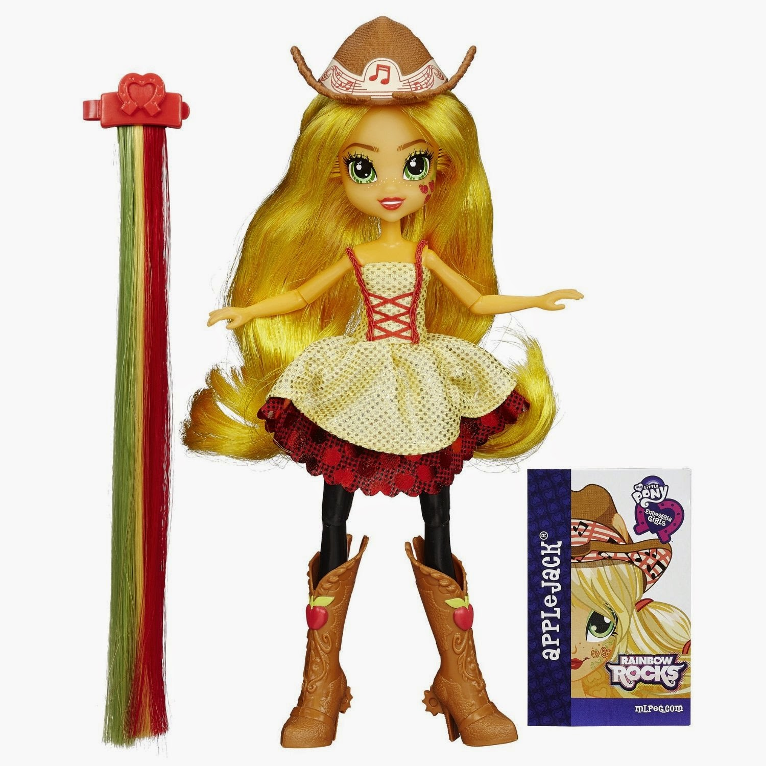 Images Found Of Applejack Pinkie Pie And Rarity Rockin Hair Equestria Girls Dolls Mlp Merch