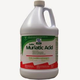 Sulfuric Acid Or Hydrochloric Acid General Swimming