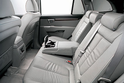 hyundai santa fe 4wd with 197 ps prices and last review 2011 auto technology. Black Bedroom Furniture Sets. Home Design Ideas
