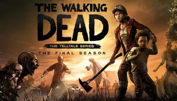THE WALKING DEAD THE FINAL SEASON EPISODE 2-CODEX