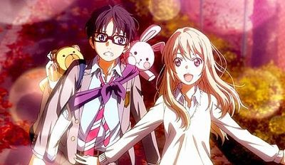 10 Rekomendasi Anime Paling Romantis Terbaik Sepanjang Masa