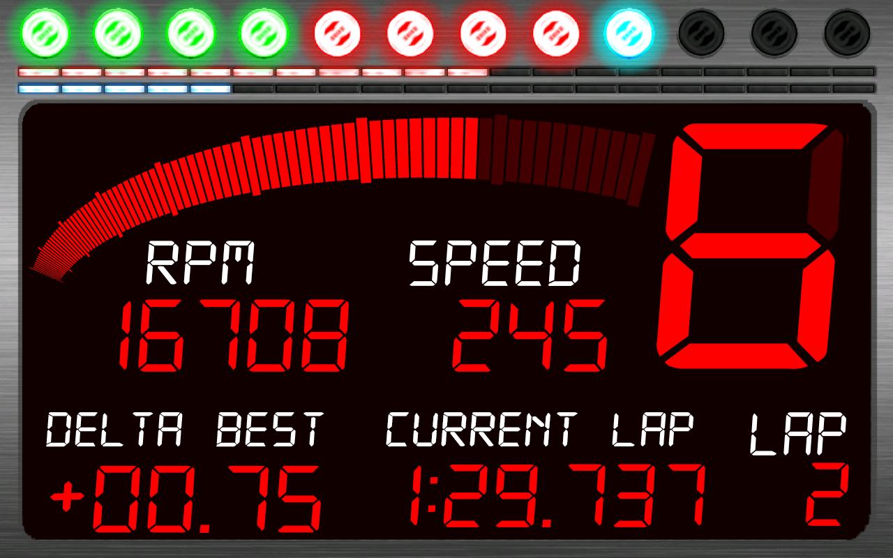 Download DashMeterPRO for rF2 v1 6 3 Apk | Download APK Center
