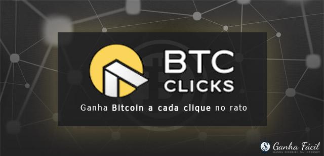 ptc bitcoin btcclicks dinheiro ganha ganhar anúncios