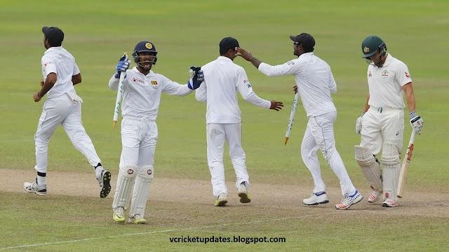 श्रीलंका ने रोमांचक मुकाबले में ऑस्ट्रेलिया को 106 रनों से हराया