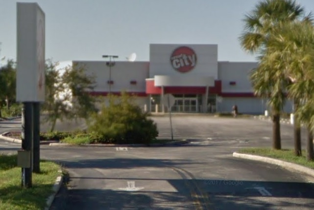 Closed Circuit City In Merritt Island, Florida