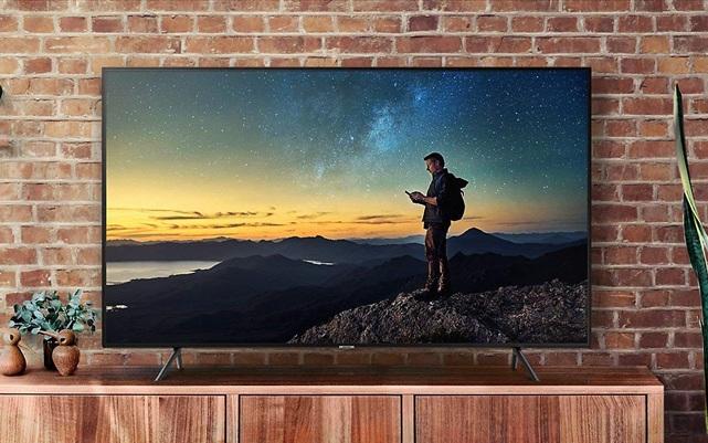 Samsung TV 65NU7105: análisis