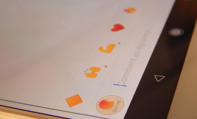 Το Instagram προσθέτει μπάρα με emojis στα σχόλια δημοσιεύσεων για γρήγορη επιλογή