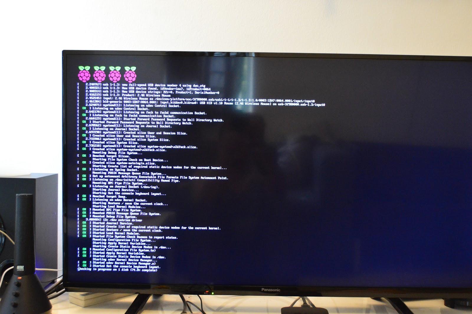 afifplc: Raspberry Pi 3 Model B review