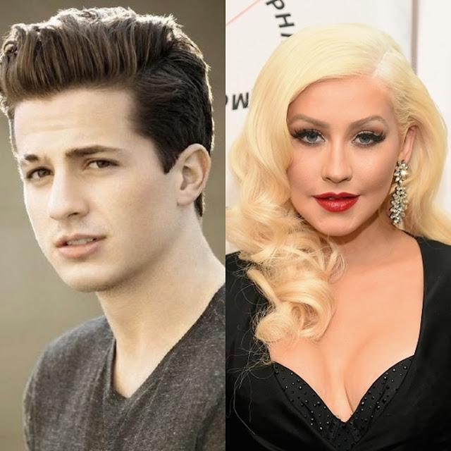 """Charlie Puth afirma que odia """"Genie in a Bottle"""" de Christina Aguilera"""