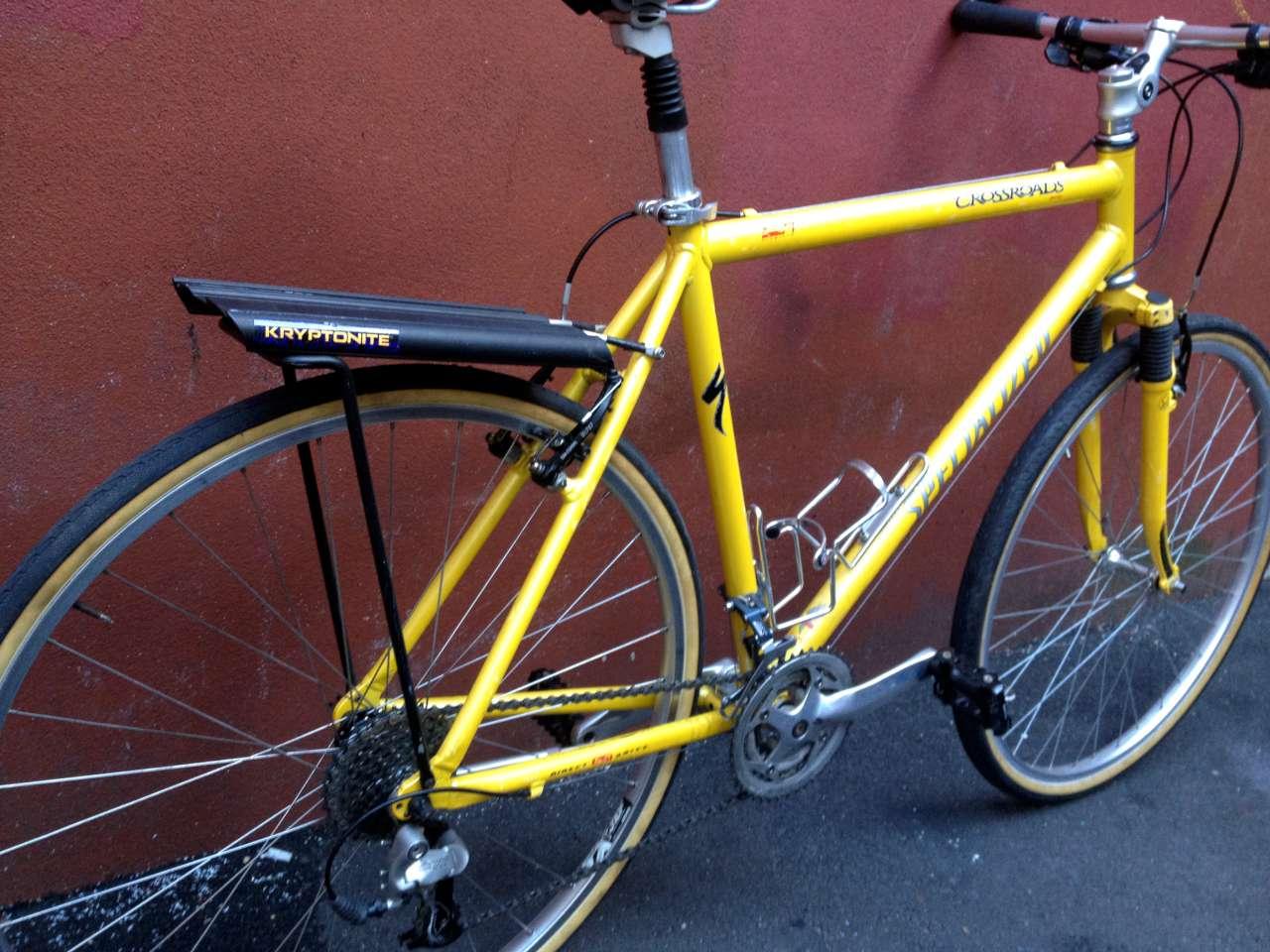 Bike Boom refurbished bikes: 1999 Specialized crossroads pro