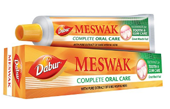DABUR MESWAK BEST TOOTHPASTE IN INDIA
