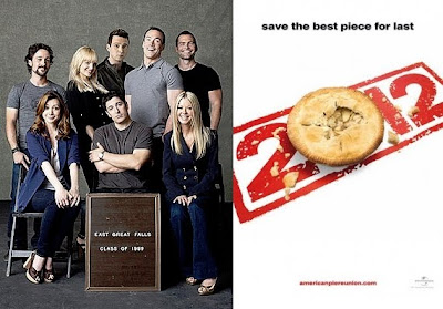 American Pie 4 Movie - American Reunion Film