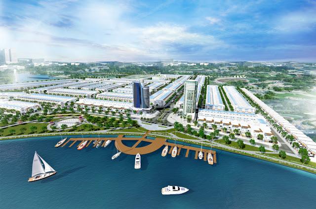 Bán đất ven sông Cổ Cò dự án Sun River City