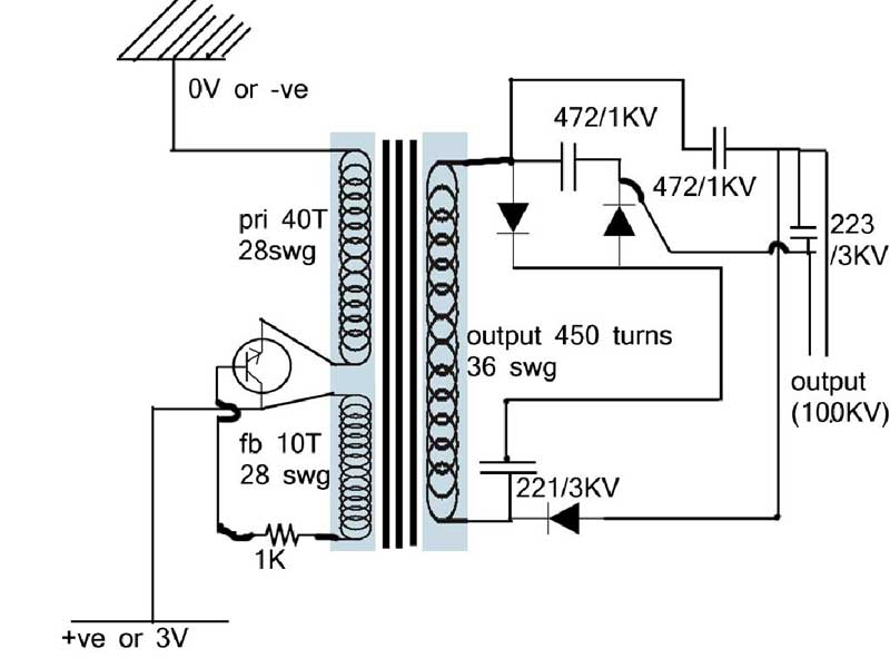 simple electronic circuits simple fish caller circuit