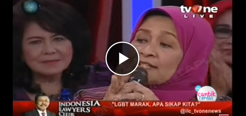 Resume : LGBT Marak, Apa Sikap Kita? (ILC)