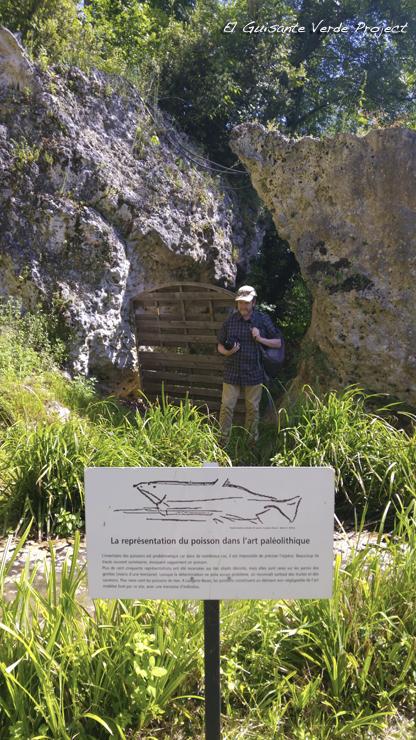 Laugerie Basse, Les Eyzies de Tayac - Dordoña Perigord por El Guisante Verde Project