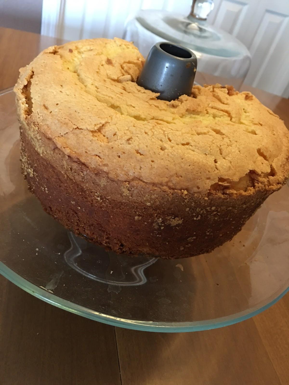 Oven Delights Miami Beach Sour Cream Cake