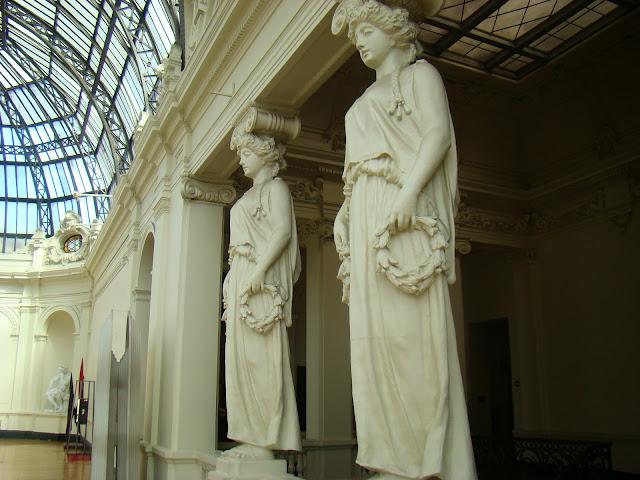 Palacio de Bellas Artes Santiago de Chile