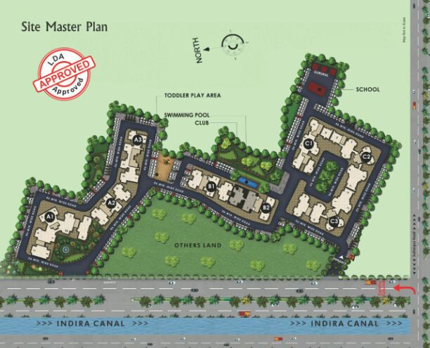 Excella Kutumb - Master Plan