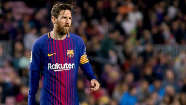 Lionel Messi 10 Atlet Pendapatan Tertinggi di dunia