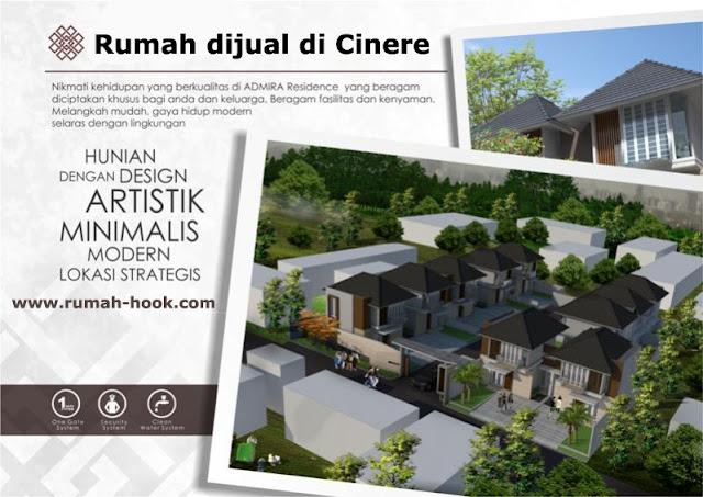 Rumah Dijual di Cinere Limo Terbaru www.rumah-hook.com