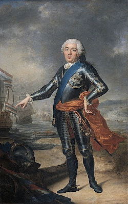 Portrait of William IV, Prince of Orange-Nassau by Joseph Aved, 1751