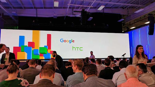 Google finalizează achiziționarea diviziei Pixel a HTC pentru 1.1 miliarde de dolari