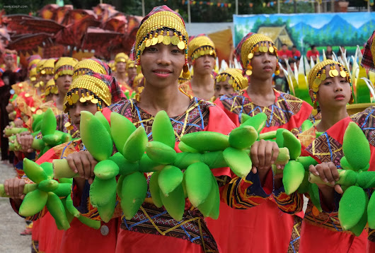 Salagaan Festival, a colorful showcase of rich culture and bountiful harvest in Kalamansig
