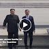 ΤΟ ΒΙΝΤΕΟ από την ιστορική συνάντηση των ηγετών  της Βόρειας και της Νότιας Κορέας!