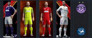 Austria Wien kits 2016-17 Pes 2013