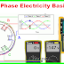 Three Phase Electricity Basics and Calculations electrical