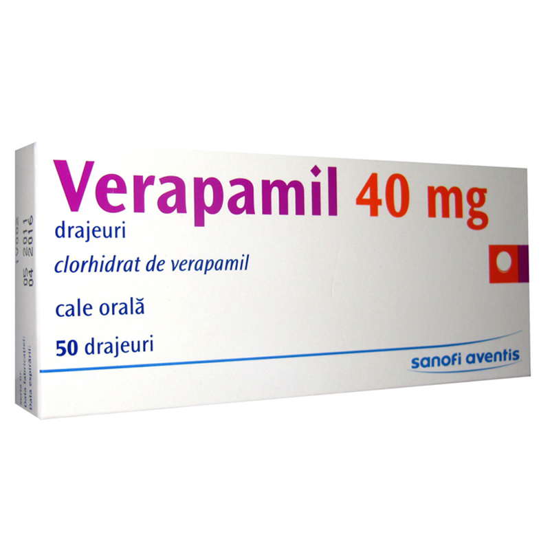 Image Result For Verapamil For Headaches