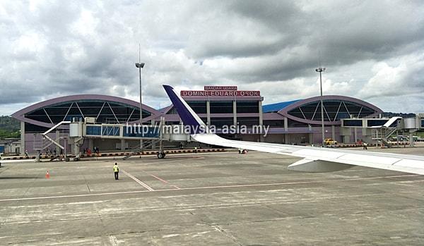 Bandara Domine Eduard Osok Sorong