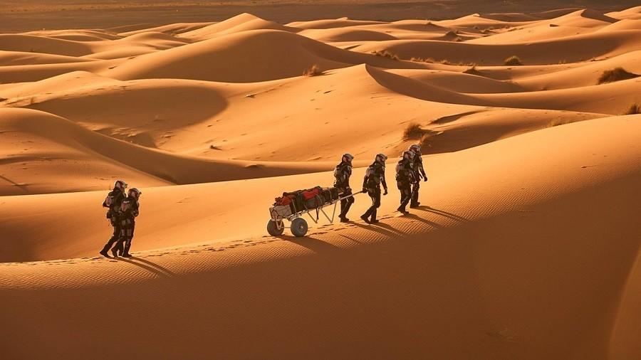 Imagens Mars - Marte 2ª Temporada